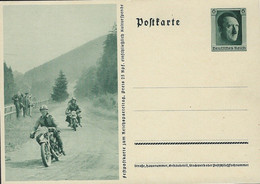 Europa - Allemange - Empire - Deutschland III Reich - Postkarte Zum Reichsparteitag  1938 - Entiers Postaux