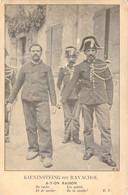 42 LOIRE Rare Carte Postale De L'anarchiste Koeninsteing Dit RAVACHOL Lors De Son Arrestation à MONTBRISON - Montbrison