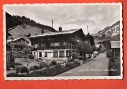 ZQA-11 Les Daiblerets Pension Les Lilas.  Perrochet 7851. Circulé - VD Vaud