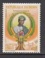 2013 Benin President Apithy MNH - Benin – Dahomey (1960-...)