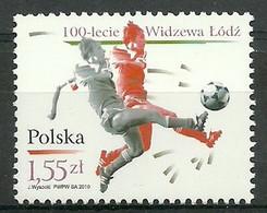 Poland 2010 Mi 4500 Fi 4350 MNH  (ZE4 PLD4500) - Autres