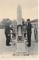 A/455          Guerre De 1914/1918 -   Artillerie Lourdes De Campagne,piéce De 155 C.T.R. - War 1914-18