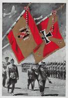 Europa - Allemange - Empire - Deutschland III Reich - Postkarte  Heimkehr Der Deutschen Legion  1939 - Lettres & Documents