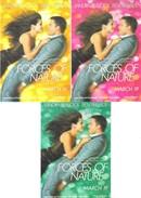 3 Cartes Postales - Forces Of Nature (cinéma Film Affiche) Sandra Bullock - Ben Affleck - Posters On Cards