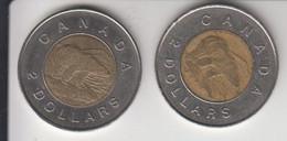 CANADA 2009 2 $ DOLLARS POLAR BEAR - Canada