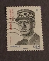 2020 De Gaulle - Used Stamps