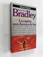 POCKET Science-Fantasy N° 5364    LA ROMANCE DE TENEBREUSE    La Captive Aux Cheveux De Feu    Marion Zimmer BRADLEY - Fantastici