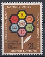 UNITED NATIONS New York 251,unused - Neufs