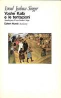Israel Joshua Singer – Yoshe Kalb E Le Tentazioni – Editori Riuniti, I David, 83 - Altri