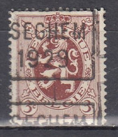 5019 Voorafstempeling Op Nr 278 - ISEGHEM 1929 - Positie C - Roller Precancels 1920-29