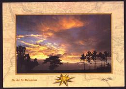 AK 000420 LA REUNION - Lever De Soleil Dans L'Est - Autres