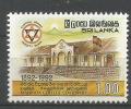 Sri Lanka Ceylon,1992Mint,MNH  Stamp, Mahinda College Centenary - Sri Lanka (Ceylon) (1948-...)