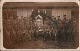 ! 1915 Fotokarte Aus Eilenburg, Militär, Soldaten, Sachsen - Eilenburg