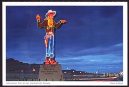 AK 000561 USA  - Nevada - Wendower Will An Der Interstate 80 - Other