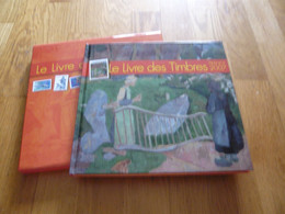 LE LIVRE DES TIMBRES FRANCE 2007 AVEC  LES TIMBRES COMPLET - Altri Libri