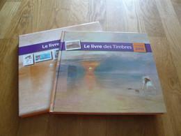 LE LIVRE DES TIMBRES FRANCE 2010  AVEC  LES TIMBRES COMPLET - Altri Libri