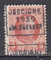 5430 Voorafstempeling Op Nr 192 - JODOIGNE 1930 GELDENAKEN - Positie C - Rollini 1930-..