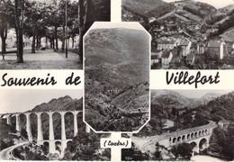 48 - Villefort - Multivues - Villefort