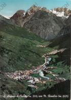 CARTOLINA  S.STEFANO DI CADORE M.908,BELLUNO,VENETO,CON M.RINALDO M.2471,MONTAGNA,BELLA ITALIA,CULTURA,VIAGGIATA 1970 - Belluno