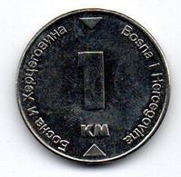 Bosnie Herzegovine -- 1 Marka 2007 -  état  SUP - Bosnia And Herzegovina