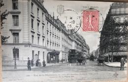 Tout PARIS-Rue De La Pépinière,au Coin De L'Avenue Portalis.Caserne De La Pépinière - Non Classificati