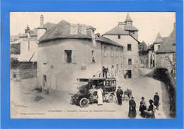 19 CORREZE - CORREZE Autobus, Avenue Du Général-Tramond - Autres Communes