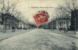 TOULOUSE  Avenue Saint Michel Peu Courante RV - Toulouse