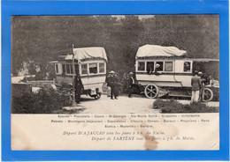 2A CORSE DU SUD - Autobus, Départs D'Ajaccio Et De Sartène - Zonder Classificatie