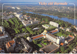 03 - Vichy - Vue Aérienne - Vichy