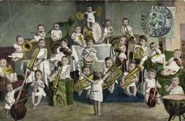 Bébés Multiples Musiciens Pionnière RV - Babies
