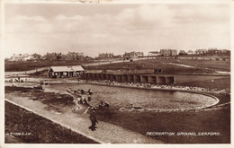 Angleterre Sussex Seaford Recreation Ground - Altri