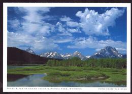 AK 000678 USA  - Wyoming -  Snake River Im Grand Teton National Park - Other