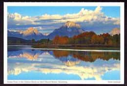 AK 000679 USA  - Wyoming -  Snake River In Der Oxbow Bend Vor Dem Mount Moran - Other