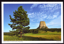 AK 000681 USA  - Wyoming -  Devils Tower Im Crook County - Other