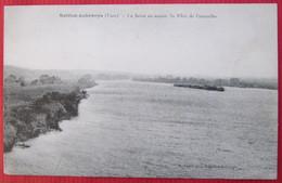 GAILLON  -  AUBEVOYE  -   La Seine En Amont Du Pont De Courcelles  -  Eure  -  27 - Autres Communes