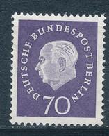 Berlin 186 W R ** Mi. 40,- - Rollo De Sellos