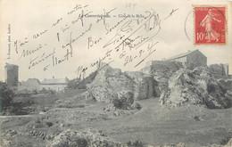 CPA 12 Aveyron La Couvertoirade Côté De La Mare - Autres Communes
