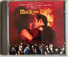 CD : B.O. Du Film Mack The Knife (d'après L'Opéra De Quat'sous De B. Brecht - Raoul Julia - Richard Harris - Julia Migen - Musica Di Film