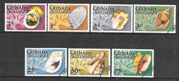 Grenade Grenadines N° 125/31 Yvert NEUF ** / OLBITERE - Grenade (1974-...)