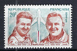 FRANCE 1959: Le Y&T 1213, Neuf** - 1927-1959 Mint/hinged
