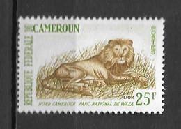 1962 - N°351A** MNH - Animaux - Kameroen (1960-...)