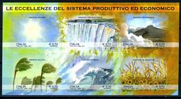 2014 -  Italia - Italy - BF 82 -  Mint - MNH - Blocks & Sheetlets