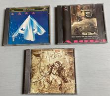 3 C.D. Rock Soviétique : Аюбэ (CD 11 Titres-1992) / AллA - Alla (меЛодиЯ Ed, USSR, 1990-12 Titres) / пюбз / Atac (1991- - Non Classificati