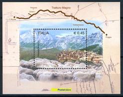 2004 -  Italia - Italy - Catg. Sass. BF 37 - Mint - MNH - Blocks & Sheetlets