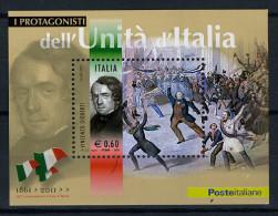 2011 -  Italia - Italy - Sass. Nr.   BF 64 - Mint - MNH - Blocks & Sheetlets