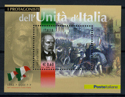 2011 -  Italia - Italy - Sass. Nr.   BF 62 - Mint - MNH - Blocks & Sheetlets