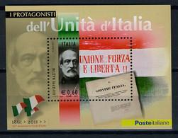 2011 -  Italia - Italy - Sass. Nr.   BF 66 - Mint - MNH - Blocks & Sheetlets
