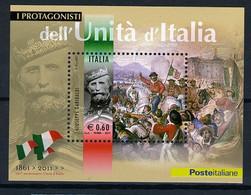 2011 -  Italia - Italy - Sass. Nr.   BF 63 - Mint - MNH - Blocks & Sheetlets