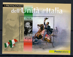 2011 -  Italia - Italy - Sass. Nr.   BF 68 - Mint - MNH - Blocks & Sheetlets