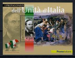 2011 -  Italia - Italy - Sass. Nr.   BF 67 - Mint - MNH - Blocks & Sheetlets